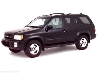 2000 INFINITI QX4 4dr SUV Luxury 4WD SUV