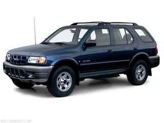 Used 2000 Isuzu Rodeo SUV Houston