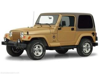 Used Lifted 2000 Jeep Wrangler Sahara SUV for sale in Phoenix, AZ