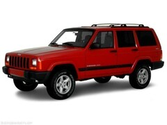 Used 2000 Jeep Cherokee Sport SUV for sale in Parkersburg, WV