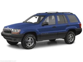 2000 Jeep Grand Cherokee 4dr Laredo 4WD Sport Utility