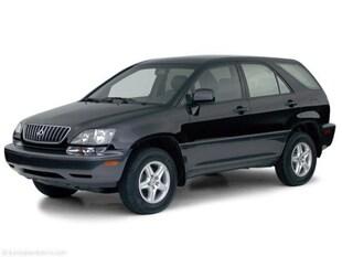 2000 LEXUS RX 300 4dr SUV 4WD SUV