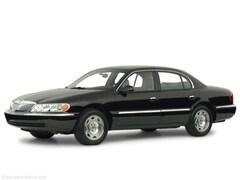 2000 Lincoln Continental Base Sedan