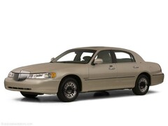 Used 2000 Lincoln Town Car Cartier Sedan SouthBend,IN