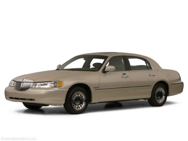 Used 2000 Lincoln Town Car Cartier For Sale Ferriday La