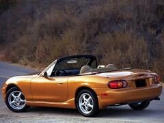 2000 Mazda MX-5 Miata Special Edition Convertible