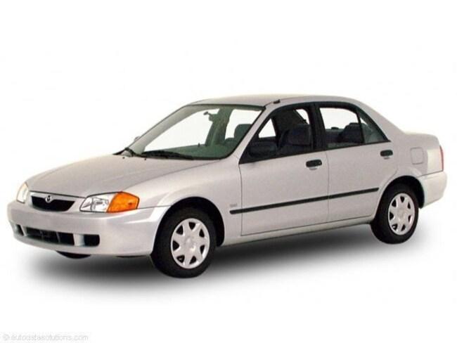 2000 Mazda Protege LX Sedan
