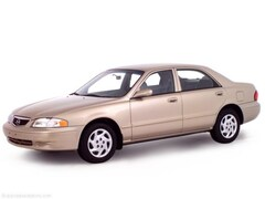 2000 Mazda 626 Sedan