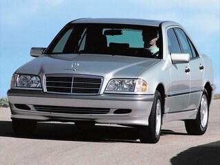 2000 Mercedes-Benz C-Class Base Sedan