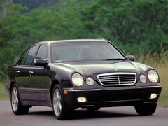 2000 Mercedes-Benz E-Class Sedan