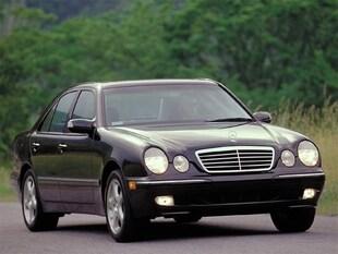 2000 Mercedes-Benz E-Class AWD Sedan