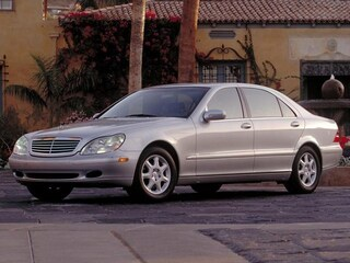 2000 Mercedes-Benz S-Class 4DR SDN Sedan