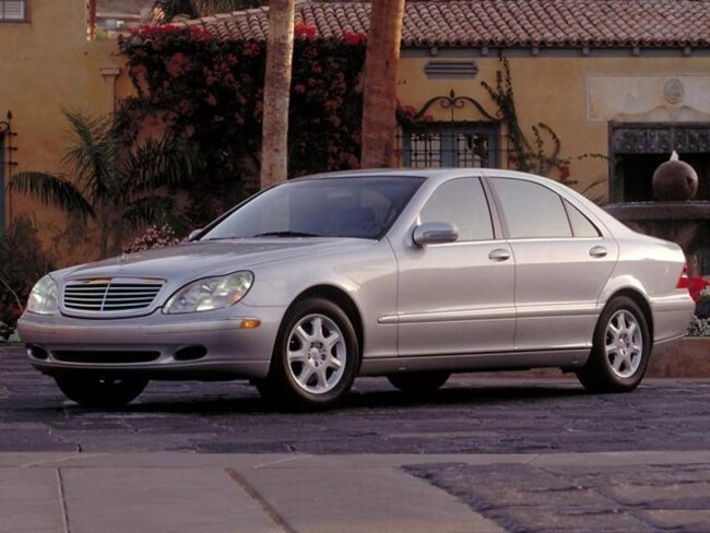used 2000 Mercedes-Benz S-Class 4DR SDN Sedan for sale in Santa Clarita