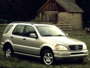 2000 Mercedes-Benz M-Class Base SUV