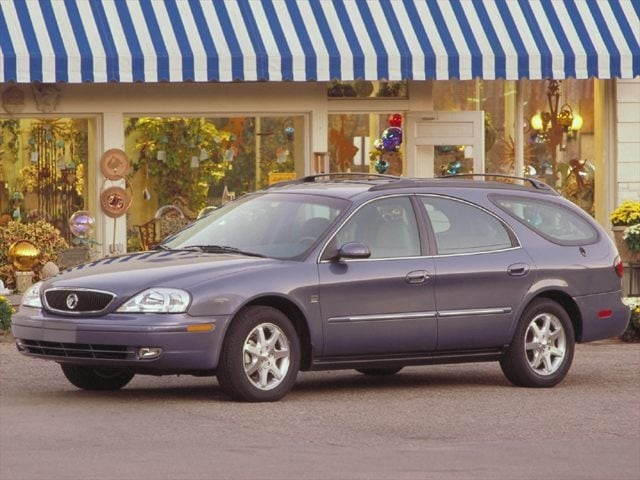 2000 Mercury Sable LS PREMIUM Wagon