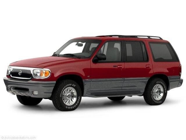 2000 Mercury Mountaineer Base SUV