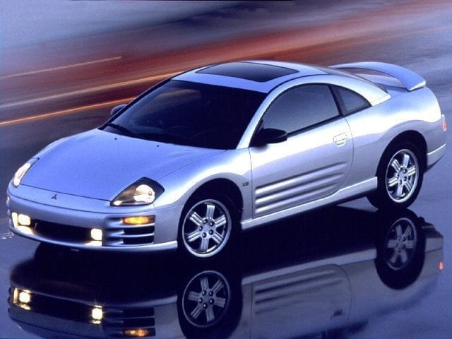 2000 Mitsubishi Eclipse GT Coupe