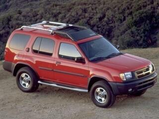 2000 Nissan Xterra SUV