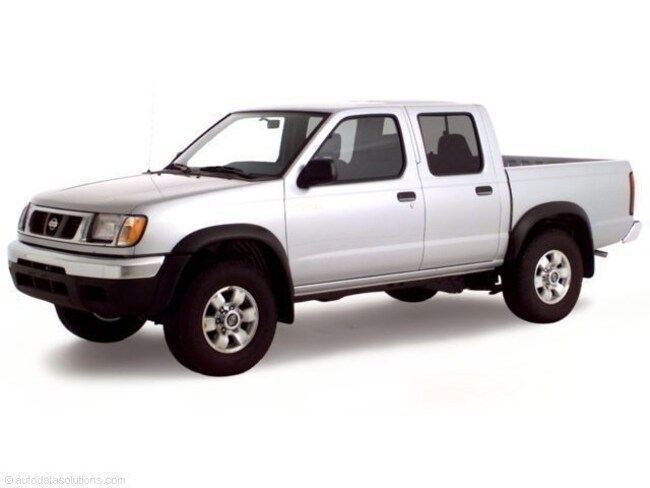 2000 Nissan Frontier Extended Cab Long Bed Truck