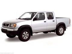 2000 Nissan Frontier SE Truck Crew Cab