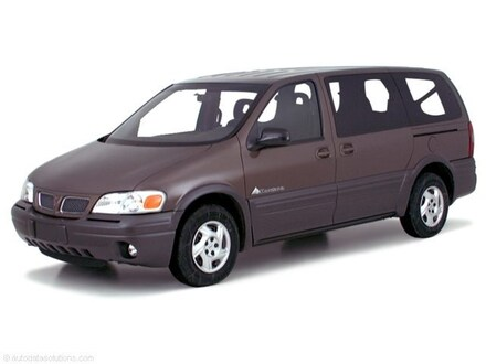 2000 Pontiac Montana Van Extended Passenger Van