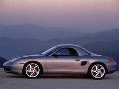 2000 Porsche Boxster S Convertible