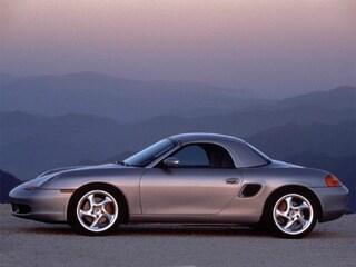 Used 2000 Porsche Boxster S Convertible