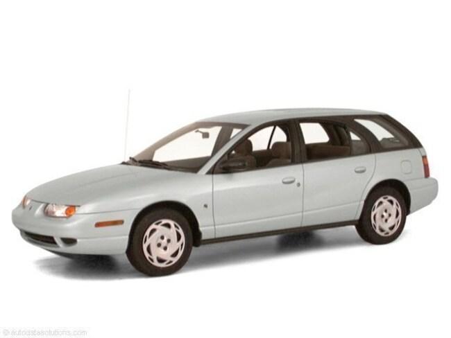 2000 Saturn SW2 Base Wagon