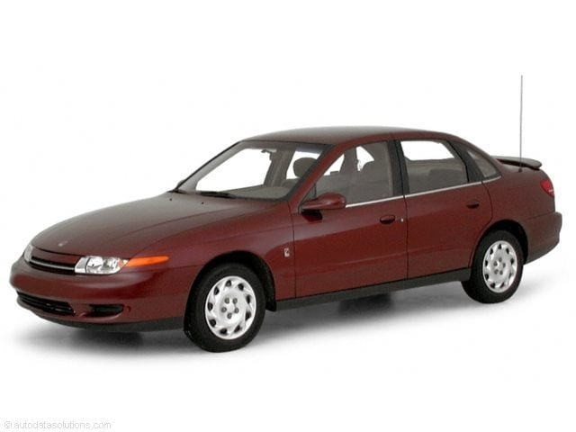 2000 Saturn LS1 Base Sedan