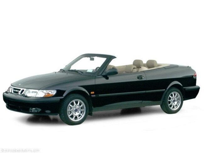 2000 Saab 9-3 Base Convertible