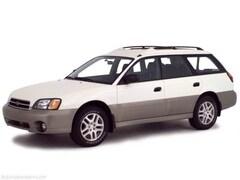 Used 2000 Subaru Legacy Wagon Outback AWD 4S3BH665XY6609645 in Flagstaff, AZ