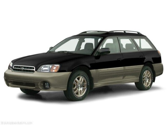 Used 2000 Subaru Outback For Sale | Jacksonville FL | Stock #KE043639A
