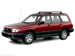 2000 Subaru Forester L Wagon