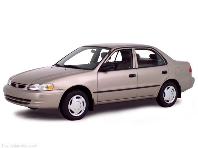 2000 Toyota Corolla VE Sedan