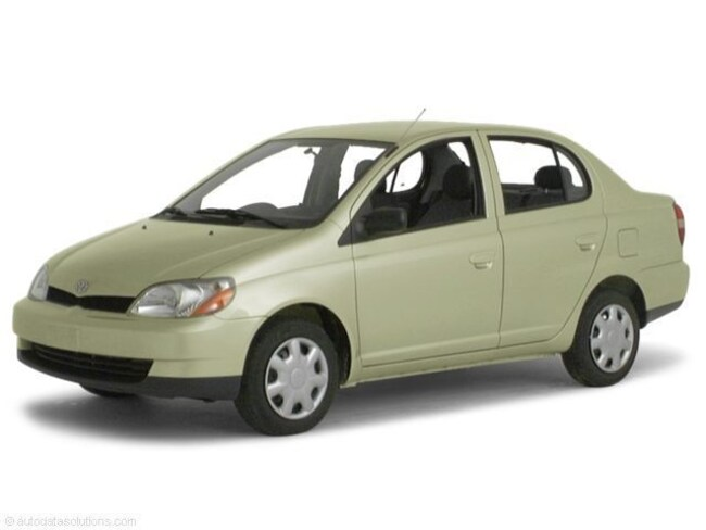2000 Toyota Echo Base Sedan