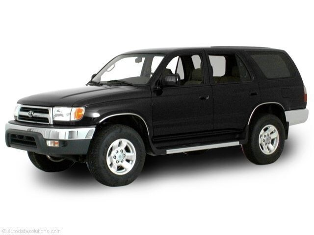 Used 2000 Toyota 4runner Limited V6 For Sale Near San Antonio Tx Vin Jt3gn87r6y0159320