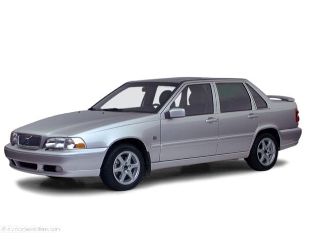 2000 volvo s70 value