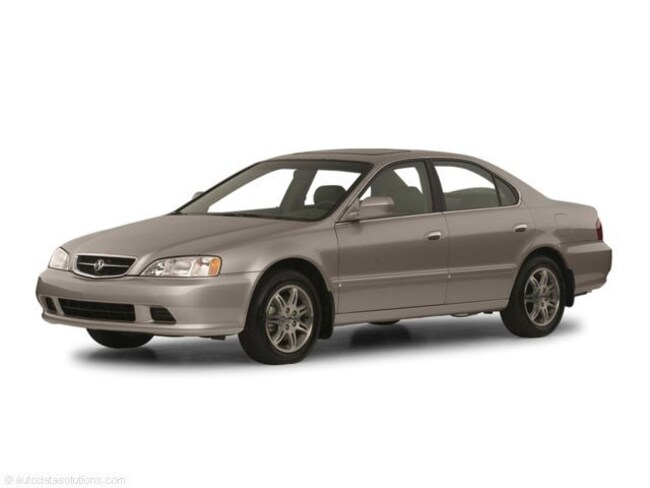 Used 2001 Acura TL w/Navigation System 4dr Car near Jersey City