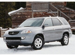 Pre-Owned 2001 Acura MDX 3.5L w/Touring Package SUV in Sylvania, OH