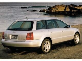 2001 Audi A4 1.8T Avant Wagon