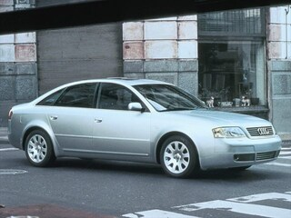 2001 Audi A6 Base Sedan