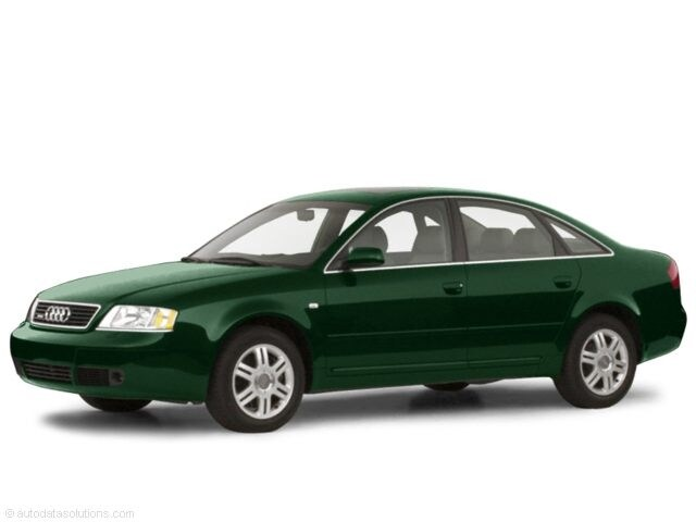 Used 2001 Audi A6 For Sale Jackson Wy