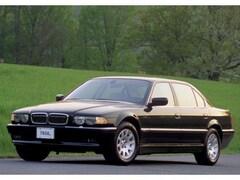2001 BMW 740iA Sedan