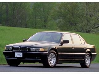 2001 BMW 740iL Sedan