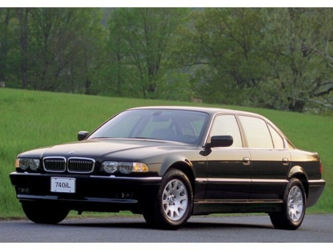 Used 2001 BMW 740iL For Sale | Dededo GU