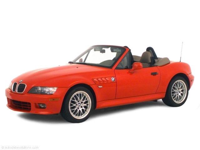 2001 BMW Z3 2.5i Convertible