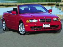 2001 BMW 325Ci Convertible