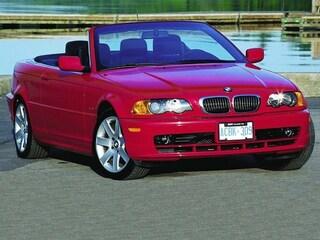 2001 BMW 325Ci 325Ci Convertible