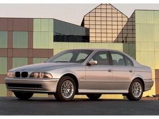 2001 BMW 525iA 525i Sedan