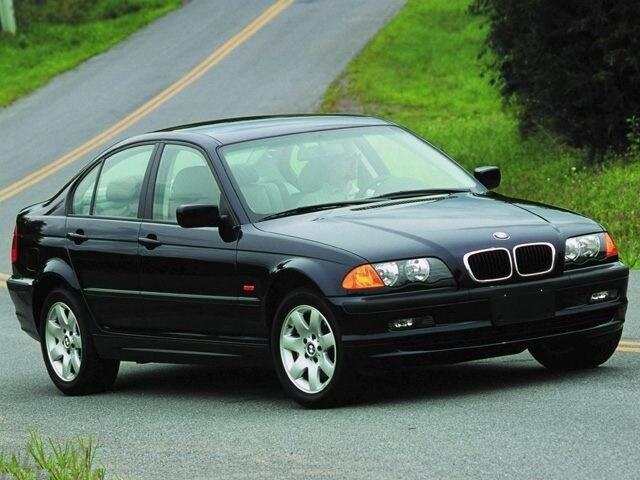 Used 2001 BMW 3 Series 330i Sedan WBAAV53491JS97215 for sale in Boise at Audi Boise